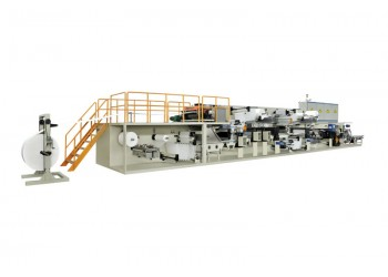 High-Speed Underpad Machine for sale