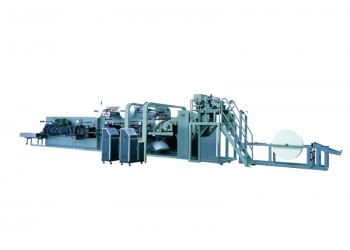 Underpad Machine without Tissue for sale